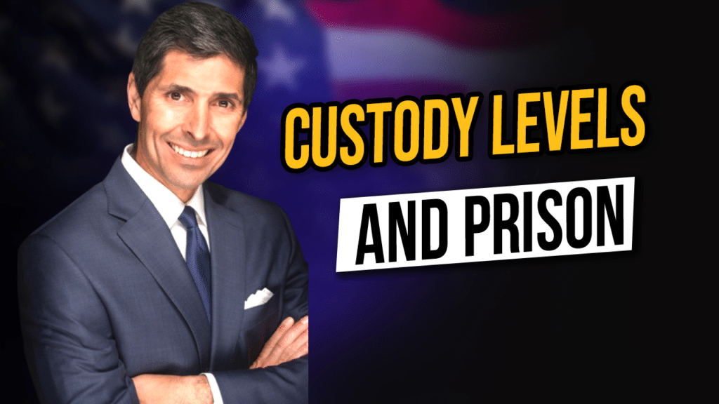 Security Levels in Federal Prison
