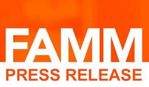 FAMM Press Release logo