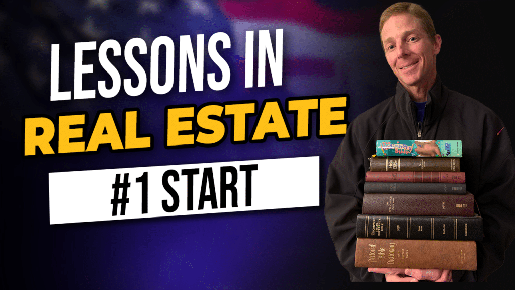 Lessons in Real Estate