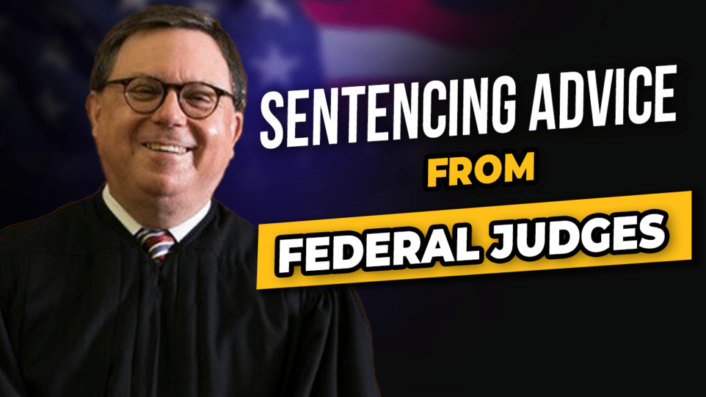 Advice from federal judges