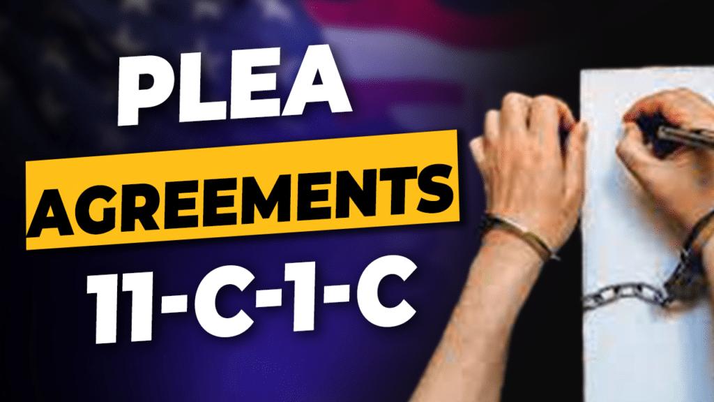 Understanding Plea Agreements
