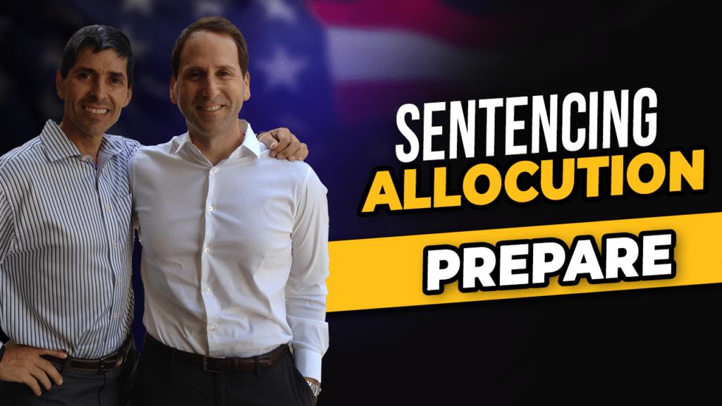 Sentence Allocution