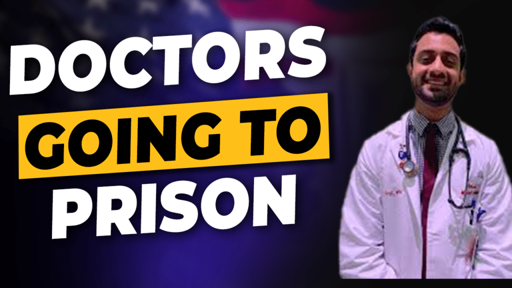 Doctors going to prison